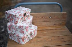 Decorative Suitcases