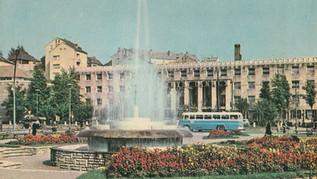 A helyi autóbuszközlekedés története Salgótarjánban | 1955-1961