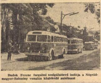 A helyi autóbuszközlekedés története Salgótarjánban   1962-1969