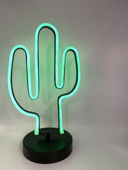 Cacti Neon Style Light