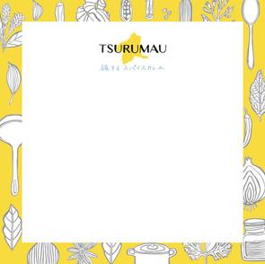 TSURUMAU フレーム