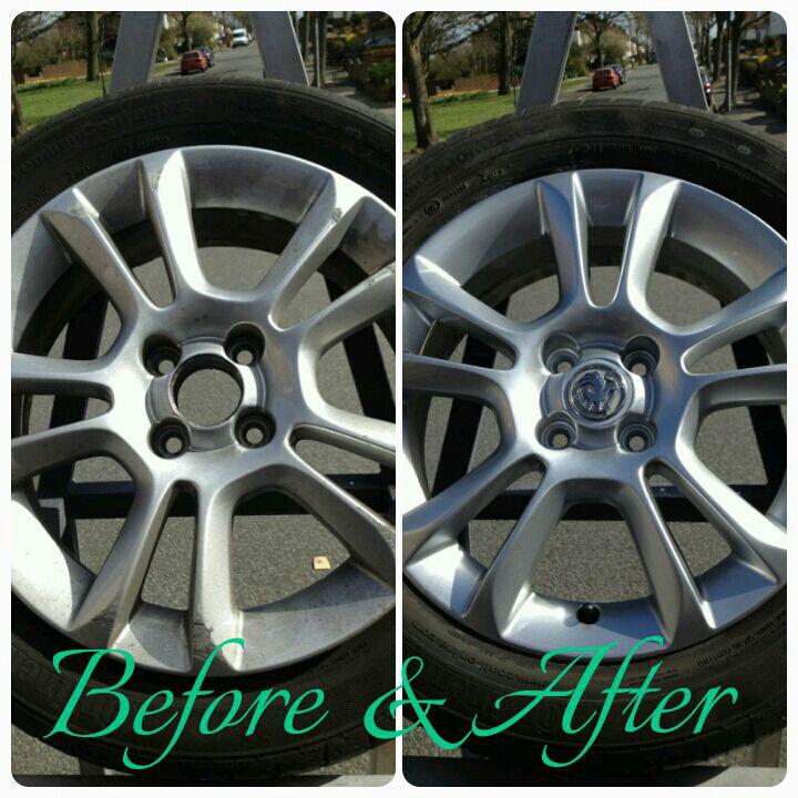 mobile alloy wheel refurbishment sussex