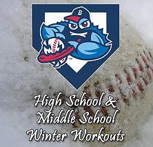 BlueClaws Baseball Academy