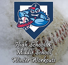 BlueClaws Baseball Academy