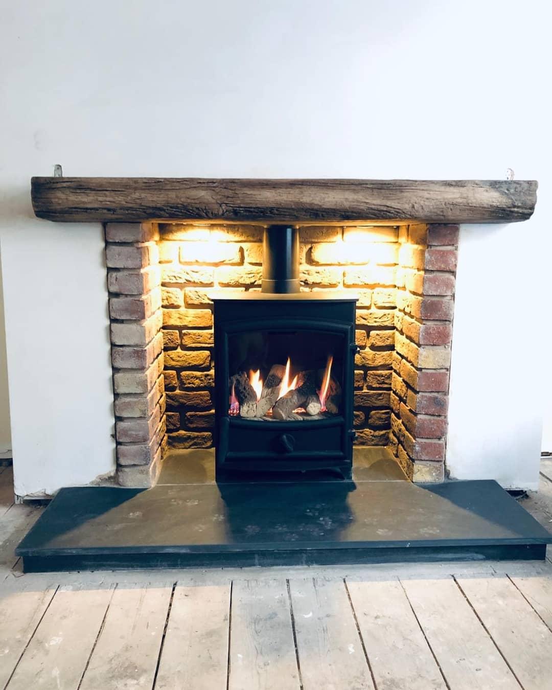 FX5W Gas stove