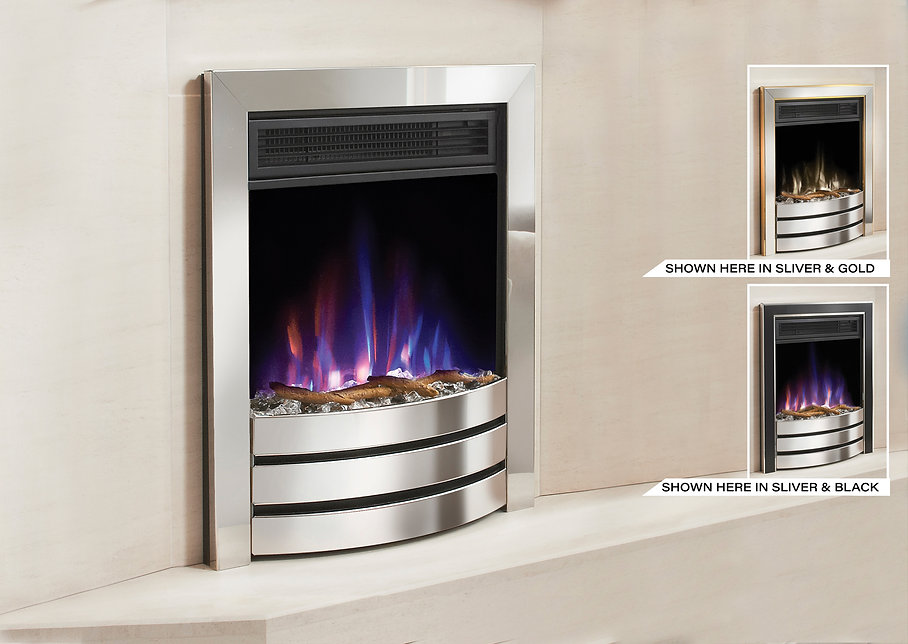 Bespoke 16 HD+ electric fire