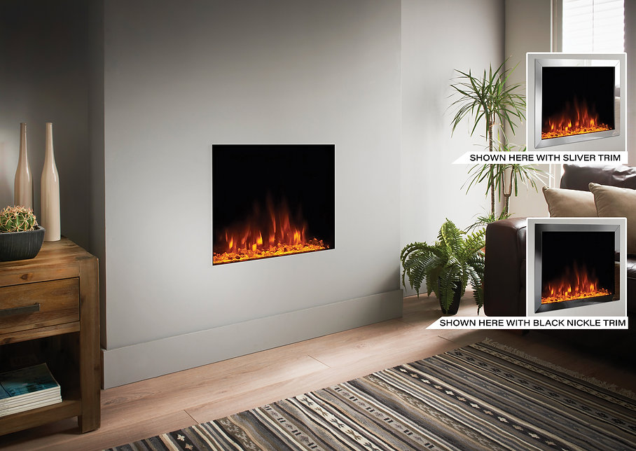 Bespoke 640 HD+ electric fire