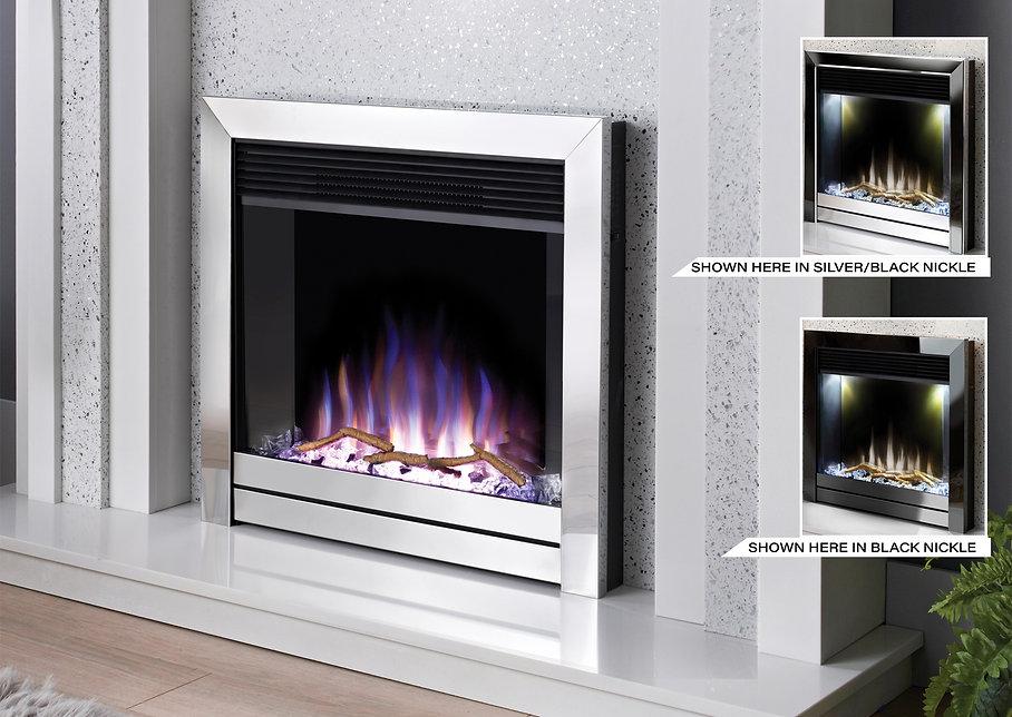 Bespoke 24 HD+ electric fire