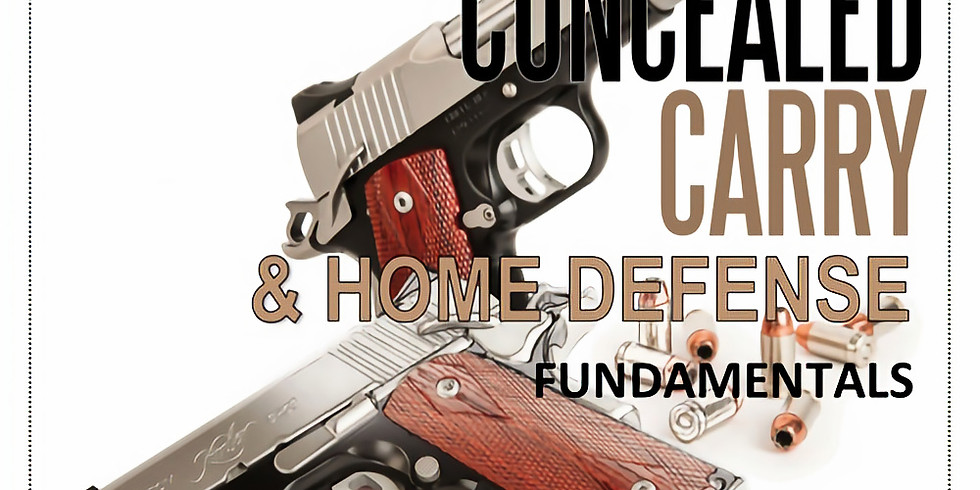 USCCA Concealed Carry Fundamentals