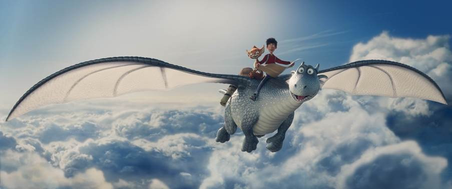 Trailer Revealed for Sky Original Dragon Rider