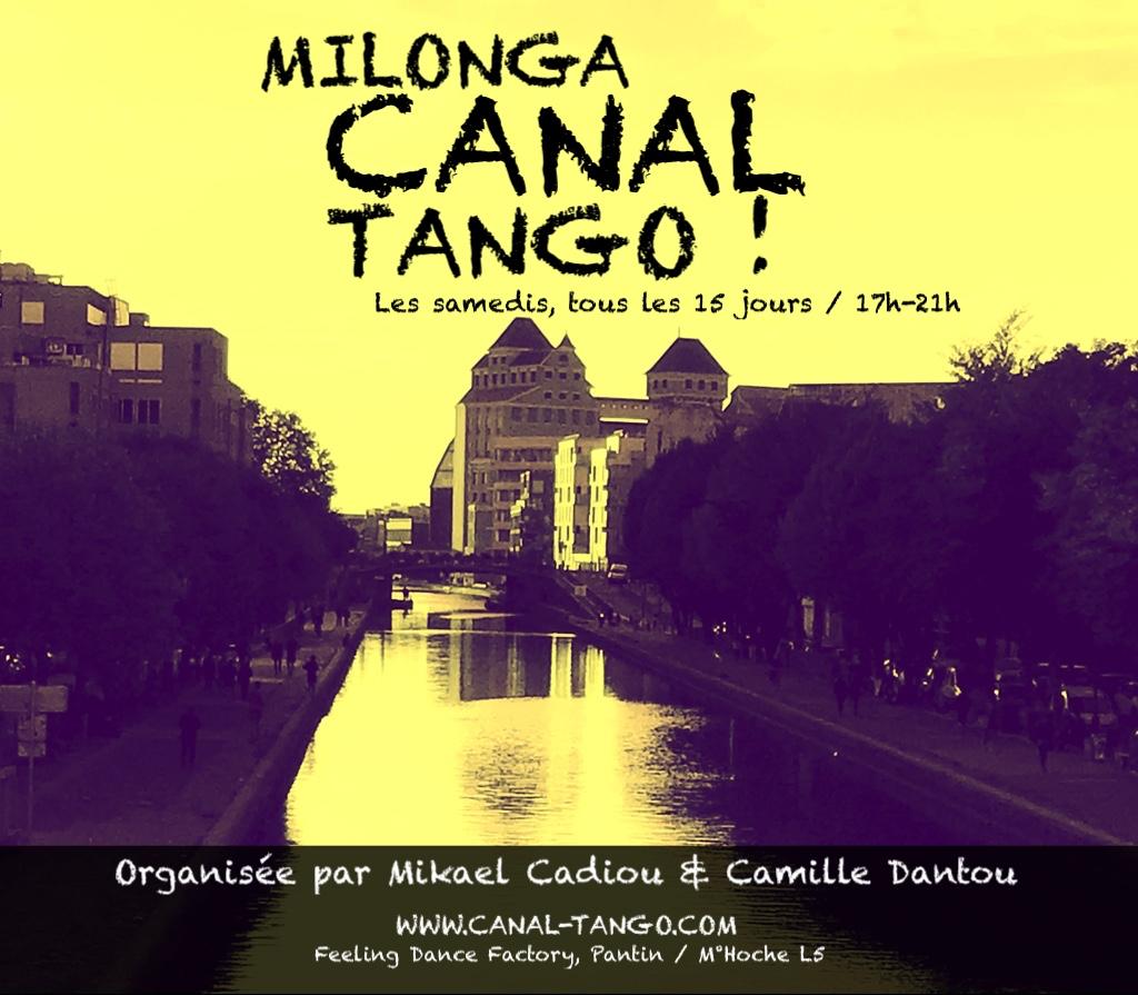 milonga canal tango 1
