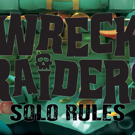 Wreck Raiders Solo Rules