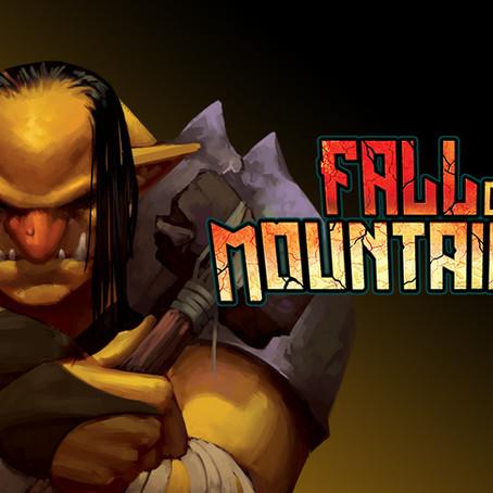 Fall of the Mountain King: Designer Diary