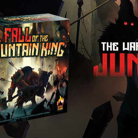 Fall of the Mountain King Announced