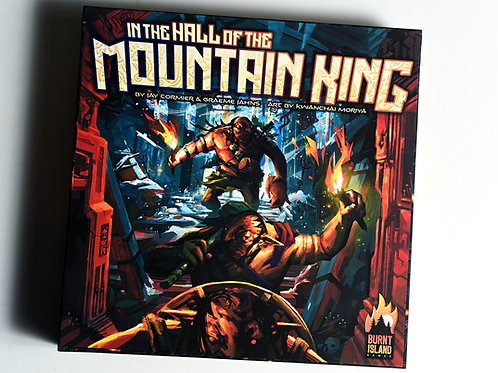 In the Hall of the Mountain King $49USD