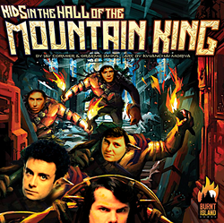 Kids In The Hall Of The Mountain King