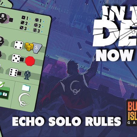In Too Deep Solo Mode: What is Echo
