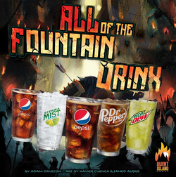 All of the Fountain Drinx