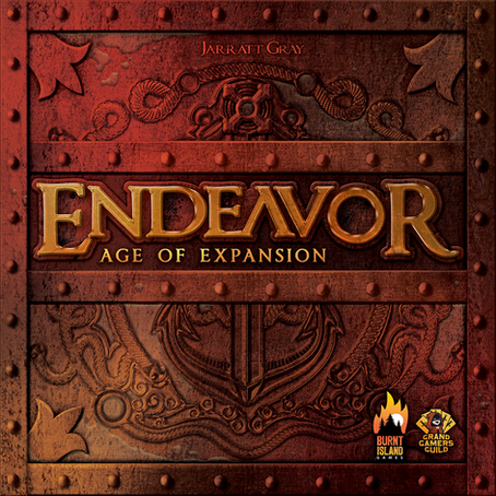 Burnt Island Games and Grand Gamers Guild Announce Endeavor: Age of Expansion