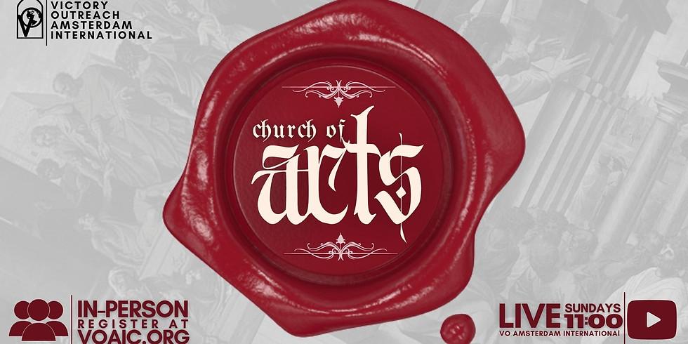 Sunday Service Celebration April 25th