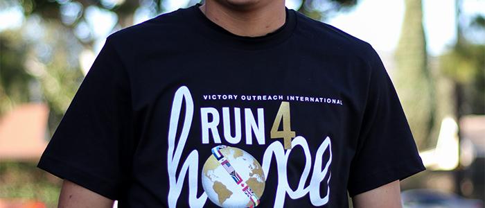 Run 4 Hope Tee