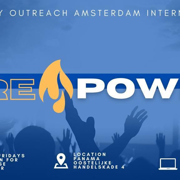 Fire Power Prayer Service