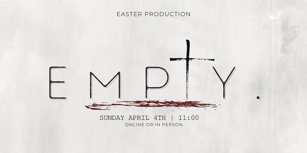 Easter Sunday Celebration Service April 4th