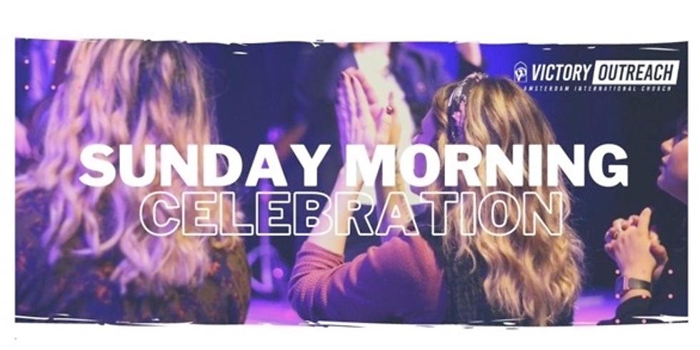 Sunday Service Celebration May 23rd