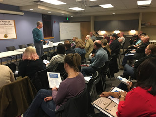 I was honored to be asked to speak to the Professional Photographers Guild of Colorado Springs about