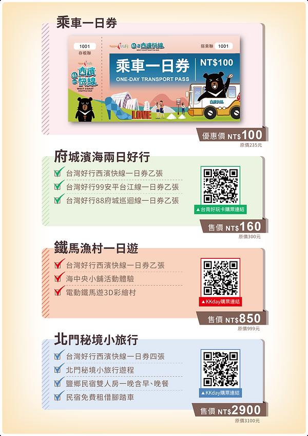 2021台灣好行-西濱快線_網頁(套票總覽)-01.png