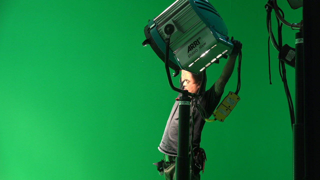 LIGHTING ADJUSTMENT BTS INDUSTRIAL VIDEO PRODUCTION.JPG
