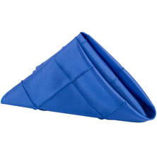 Taffeta-Pintuck-Napkin-Royal Blue