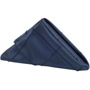 Taffeta-Pintuck-Napkin-NavyBlue