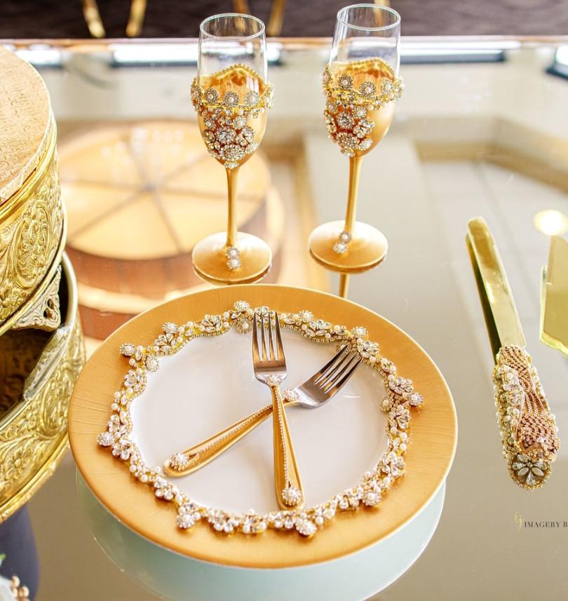 Cake Table Set