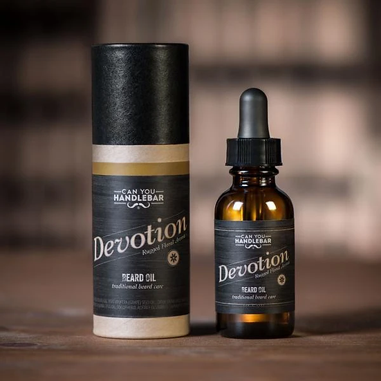 DEVOTION - RUGGED PATCHOULI BEARD OIL