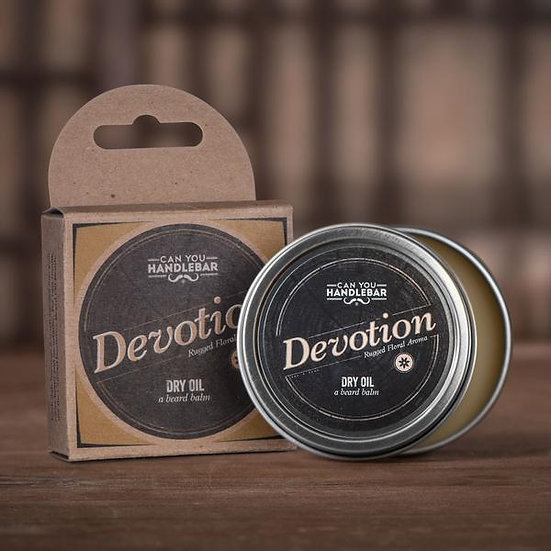 DEVOTION - RUGGED PATCHOULI BEARD BALM
