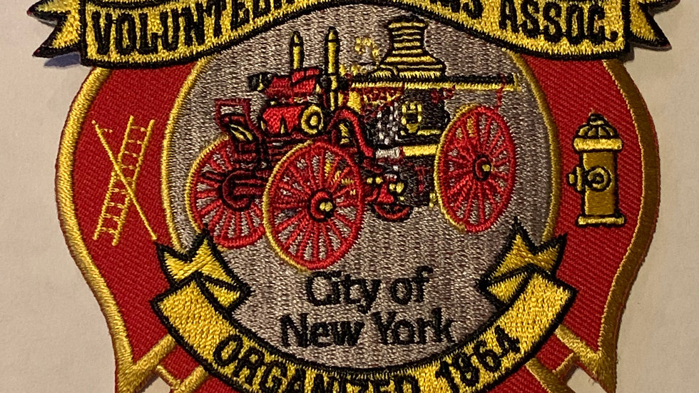VFA City of New York Patch