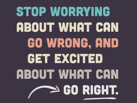 Stop the Worry Habit and Start Living Today!