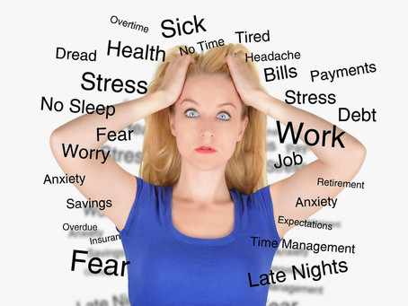Tips for Reducing Stress (Part 1) - Good Stress, Bad Stress and the Dangers
