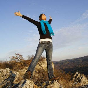 Choosing to LIVE LIFE without FEAR