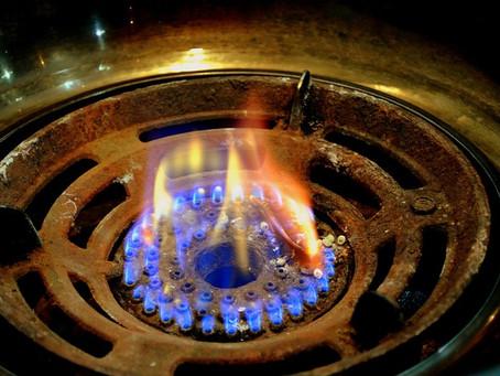 בטיחות בגז בישול ומוצריו