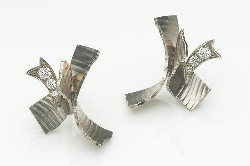 Mini Flutter Earrings