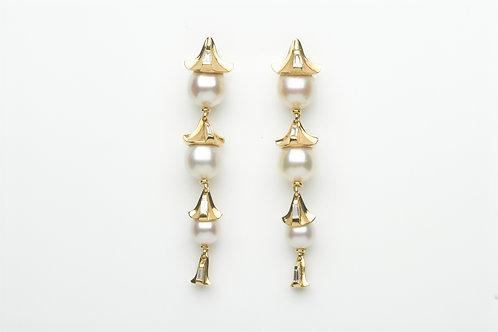Pavilion earrings