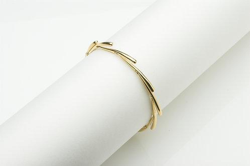 Fringe Bracelet - Yellow Gold