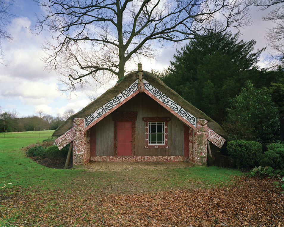 Hinemihi, Maori Meeting House, 2013 Brought to the UK from New Zealand in 1892 Current location: Clandon Park National Trust garden, Surrey