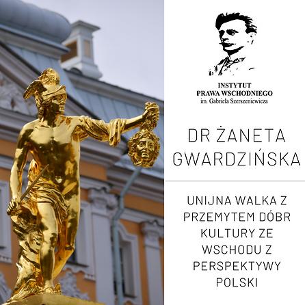 dr Gwardzińska