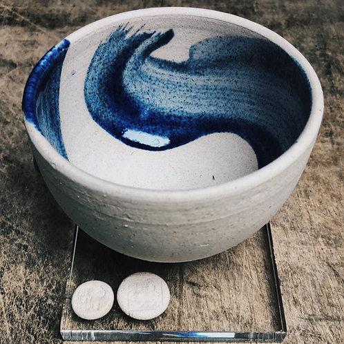 River Brushed Bowl Set