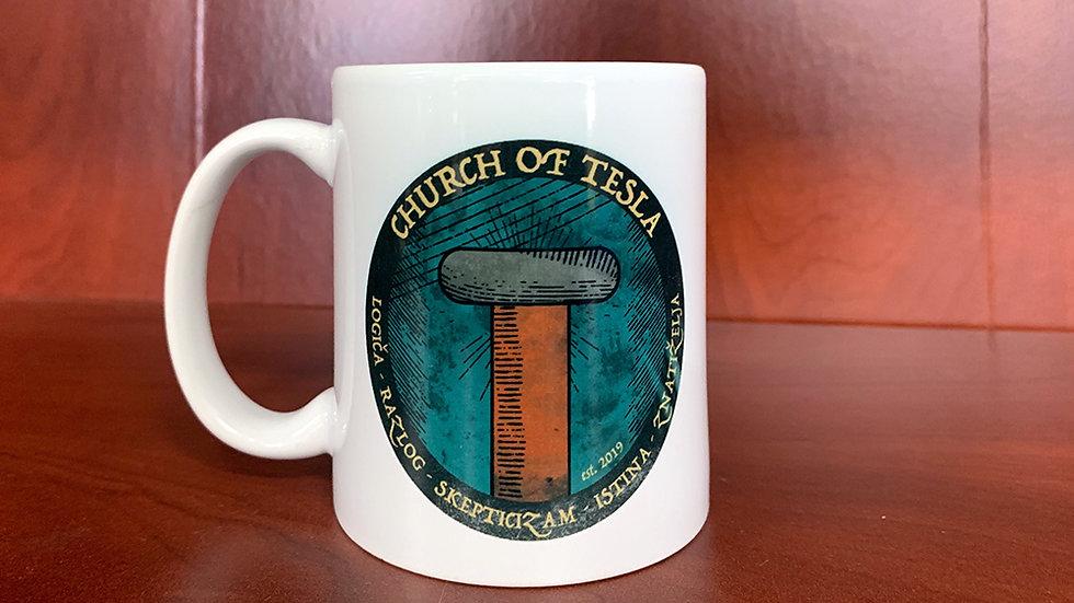 CoT Round Logo Mug