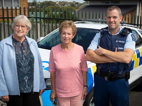 Community protectors on a mission