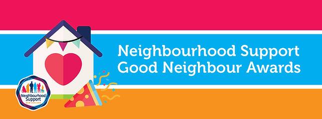 Good Neighbour Awards - Facebook Banner.